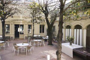 Restaurante barcelonés El Principal